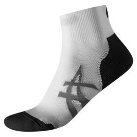 asics 2PPK Cushioning Running Socks white